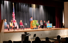 National Honor Society holds annual induction for new members