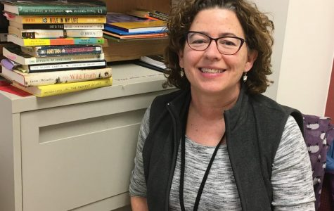 Faculty Friday: Deborah Saltzman