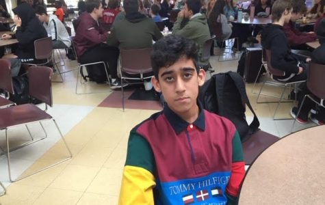 Sophomore Tuesday: Harvey Kandola