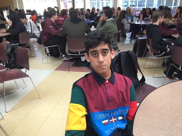 Sophomore Tuesday: Harvey Kandola
