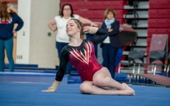 Gymnastics wins Sectionals, moves on to States