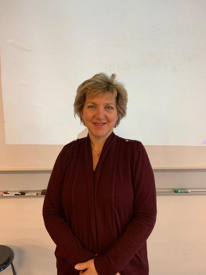 Faculty Friday: Maria Homberg