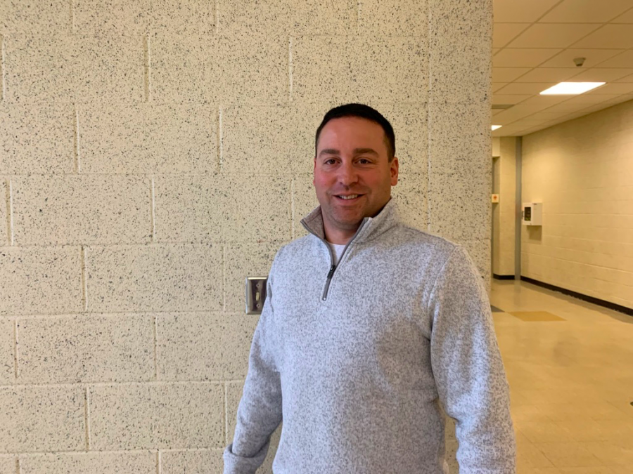 Faculty Friday: Mike Mocerino