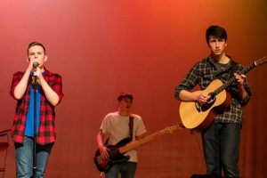 Friends turn passion for music into rock cover band