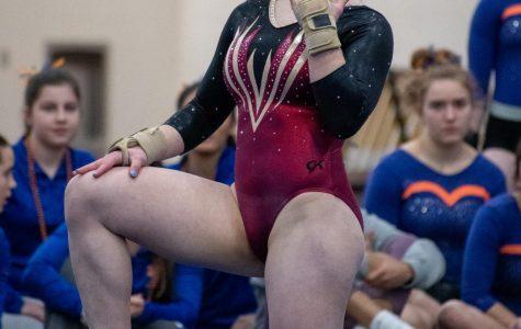 Debroczy drives gymnastics victorious season