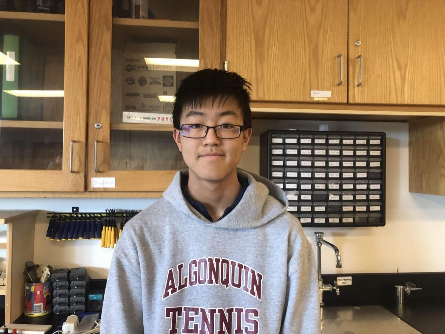 Junior Wednesday: Joshua Cheng
