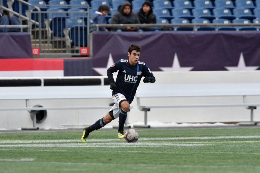 Senior+Trevor+Burns+has+played+for+the+New+England+Revolution+Academy%2C+an+elite+player+development+program+since+he+was+14.+Next+year%2C+he+will+play+Division+I+soccer+at+Georgetown+University%2C+which+won+the+2019+National+Championship.