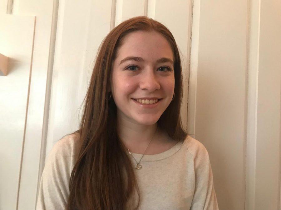 Quarantine Q&A: Sophomore Charlotte Roiter