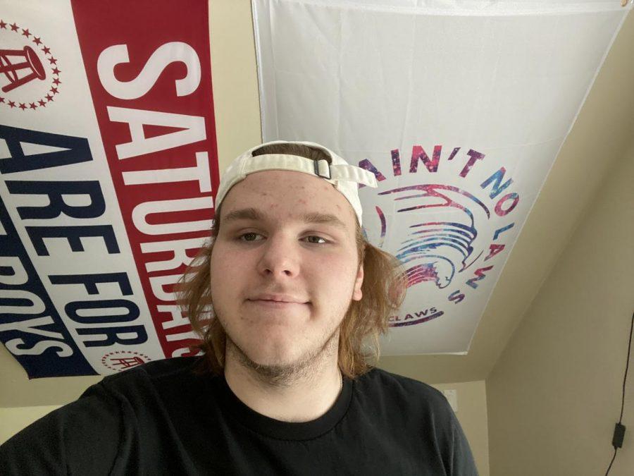 Quarantine Q&A: Sophomore James McBride