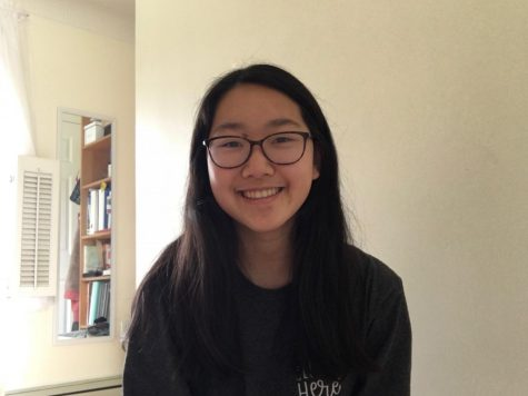 Quarantine Q & A: Junior Emily Wu