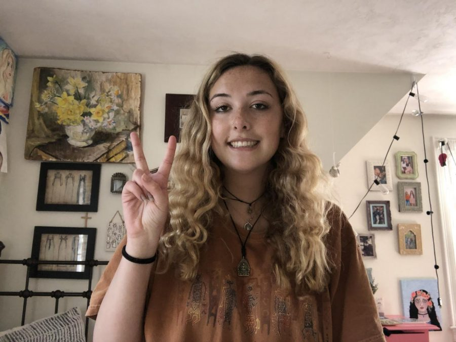 Quarantine Q&A: Junior Victoria Witkowski
