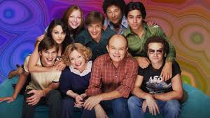 #6 That 70's Show (1998-2006)