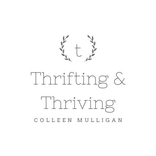 Staff Writer Colleen Mulligans blog on thrifting. In this post, she talks about the benefits of thrifting over fast fashion.