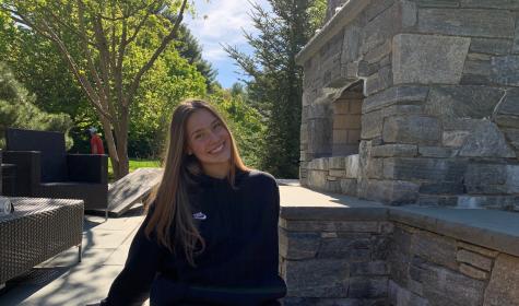 Quarantine Q&A: Sophomore Annagrace Hjerpe