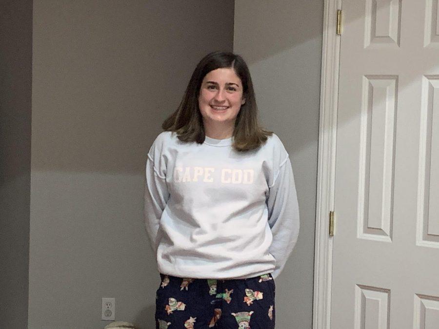 Quarantine Q&A: Sophomore Caroline Freeman