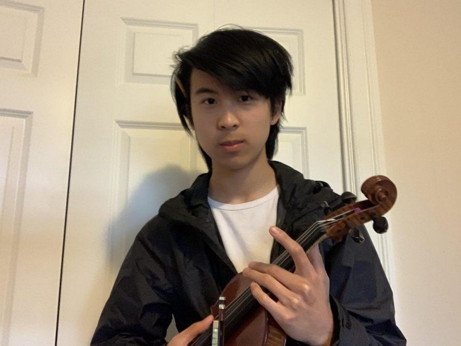 Quarantine Q&A: Sophomore Justin Wang