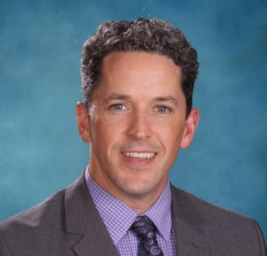 Returning to Algonquin, Sean Bevan looks forward to his new role as principal for the 2020-2021 school year.