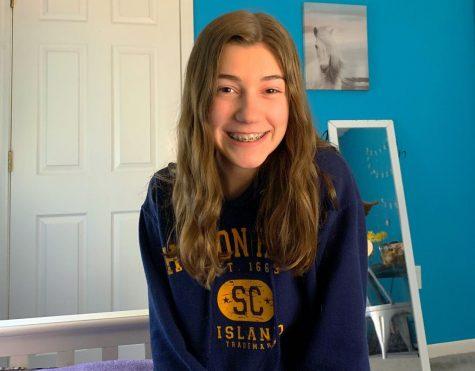 Quarantine Q&A: Freshman Hannah Albers