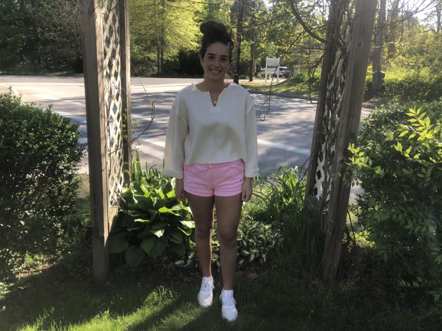 Quarantine Q&A: Sophomore Sofia Baldelli