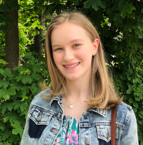 Senior Emma Stott (Stand-Alone Remote learner)