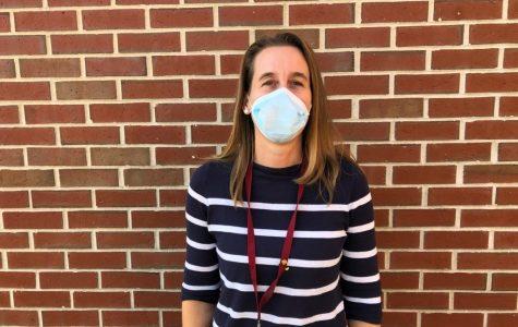 Science teacher Christina Connolly