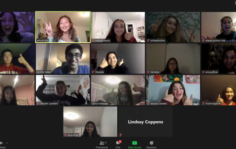 The Harbinger Editorial board (The Harby Bunch) welcomes you back for the 2020-2021 school year!