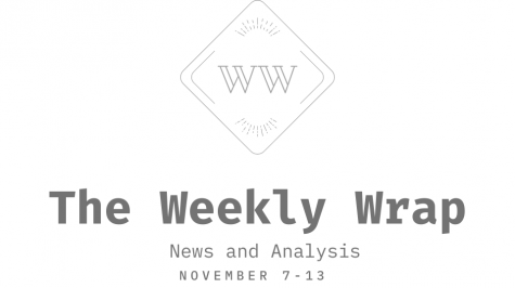 The Weekly Wrap: November 7-13