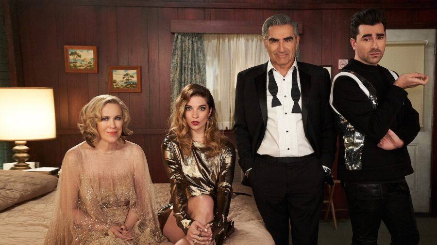 In her look into network television, Photo Editor Annabella Ferraiuolo claims that some shows such as Schitt's Creek continue to make network television meaningful and worthwhile.