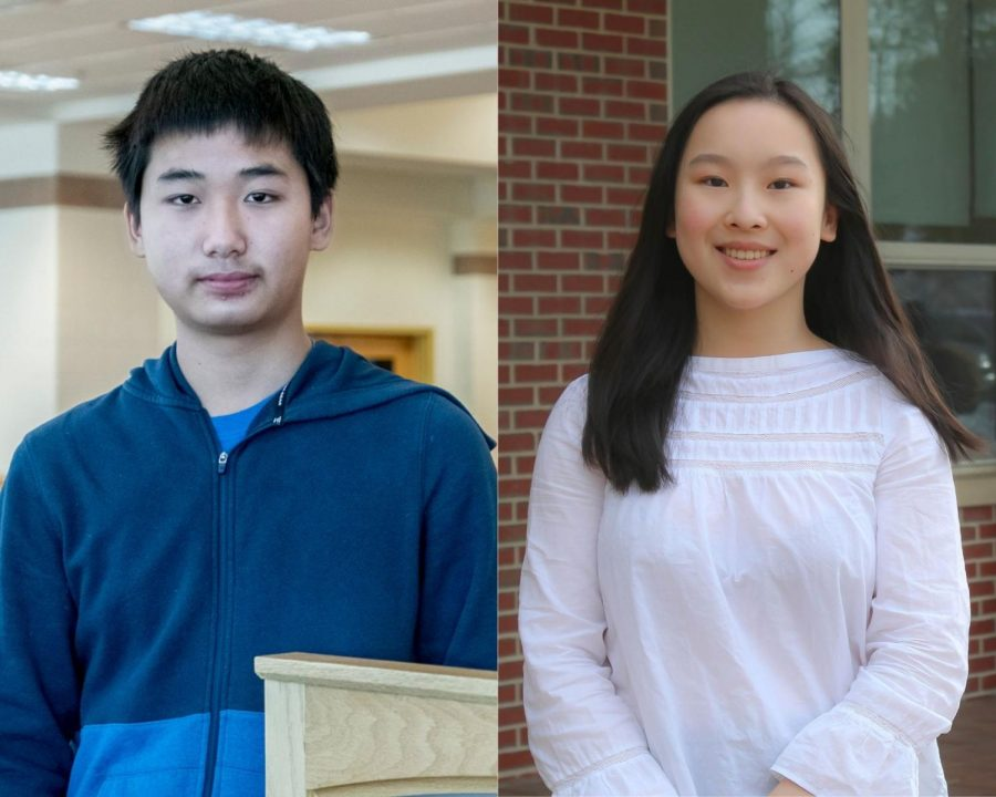 The+founders+of+Iridium+Tutoring%2C+freshman+Charles+Tang+and+sophomore+Gracie+Sheng+aim+to+provide+online+educational+opportunities+for+all+students.+Iridium+Tutoring+has+expanded+its+reach%2C+tutoring+students+in+many+different+subjects+across+countries.+