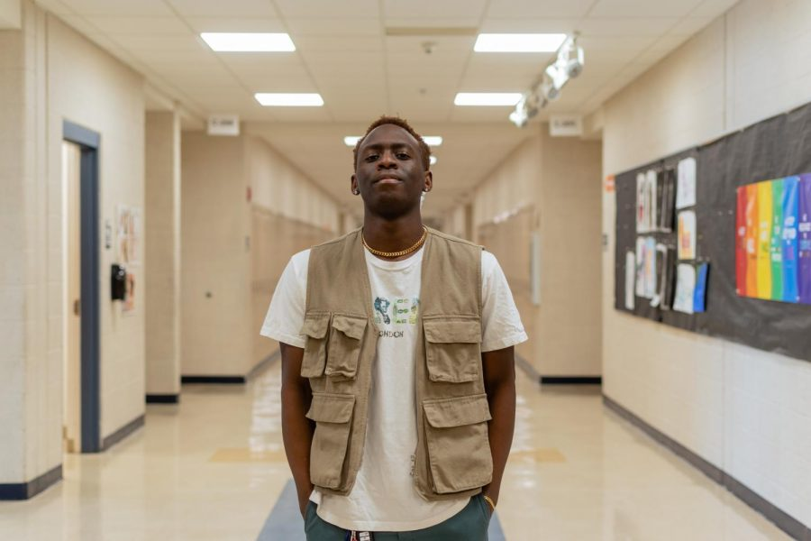 Due to the pandemic, many students have started to listen to more music and explore different genres. Some students, like senior Deji Soboyejo, have even created their own music.