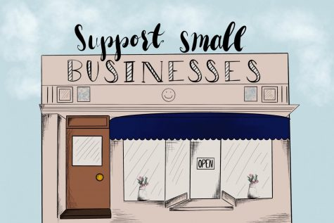 Negatively impacted by COVID, many small businesses are relying on support from their local communities to keep their doors open argues Staff Writer Joseph Domolky.