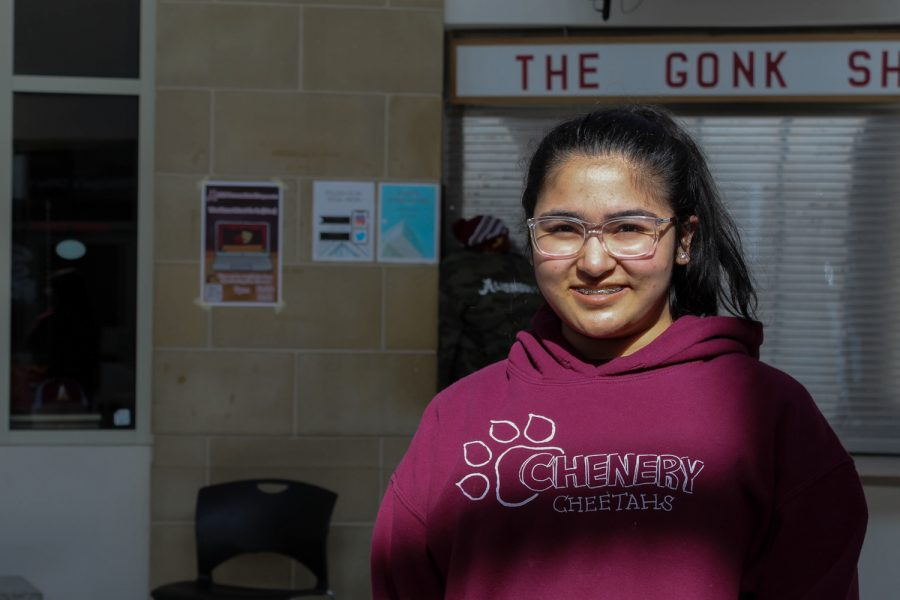 Sophomore Selina Satpath shares ways Aglonquin can better address race within the curriculum.