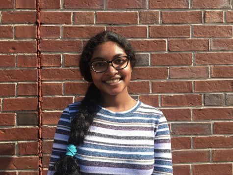 Photo of Sahana Sivarajan