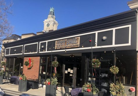 In this blog, Sports Editor Amy Sullivan tries coffee and baked goods at the Lost Shoe Brewing and Roasting Company in Marlborough, MA.