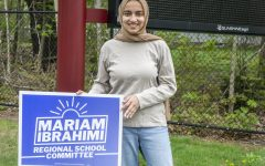 Mariam Ibrahimi graduated from ARHS in 2019 and is currently running for the Northborough-Southborough Regional School Committee. She is hoping to update the curriculum, empower student voices, and foster an inclusive environment.