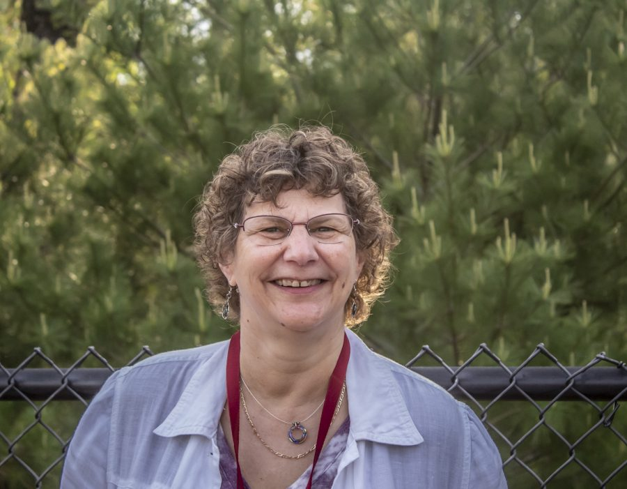 Guidance counselor Rebecca Haberman is retiring after 21 years of work at Algonquin.