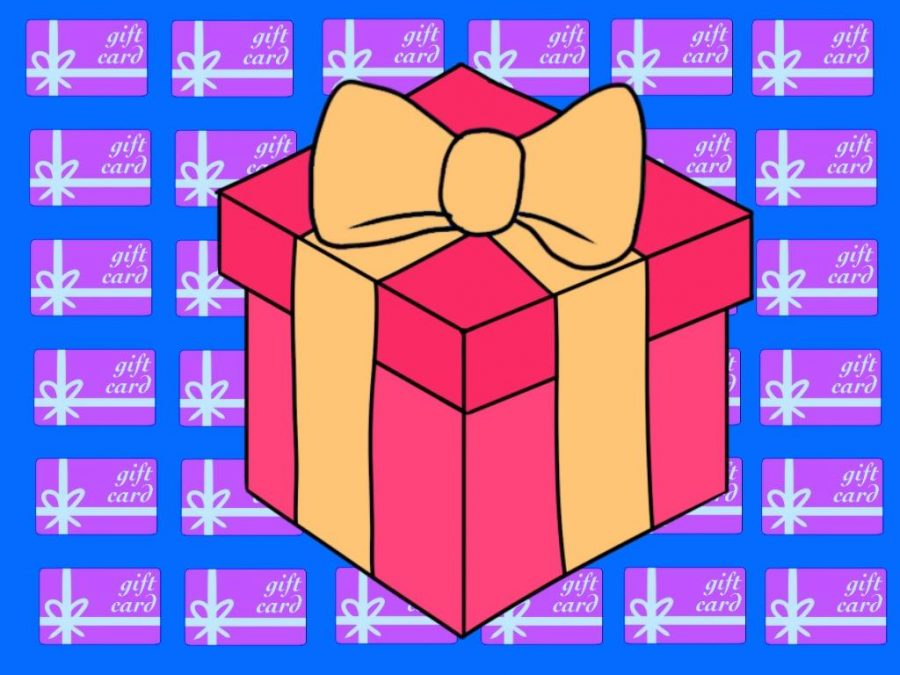 Online editor Tisya Singh writes that presents are much more meaningful and personal than gift cards.