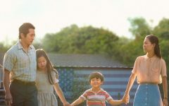 Photo Editor Annabella Ferraiuolo writes about film Minari: a beautiful story, told with outstanding cinematics, of a Korean family's journey search of the American dream.