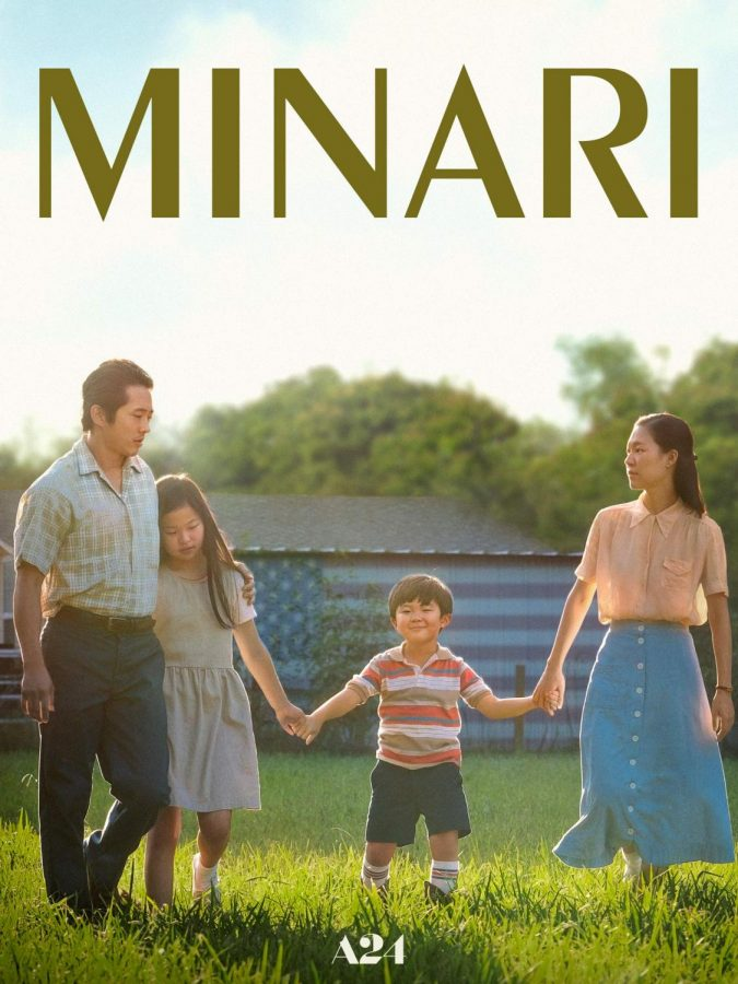 Photo Editor Annabella Ferraiuolo writes about film Minari: a beautiful story, told with outstanding cinematics, of a Korean familys journey search of the American dream.