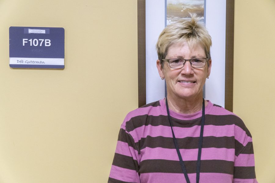 After working at Algonquin for 28 years, adjustment counselor Deborah Guterman is retiring.