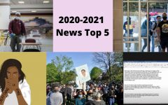 Here are the top 5 articles from the News section during the 2020-2021 school year.