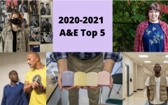 Here are the top 5 articles from the A&E section during the 2020-2021 school year.