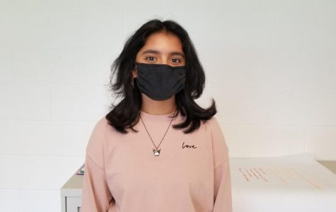 Sophomore Aditi Kaushik