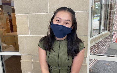 Junior Jasmine Yee