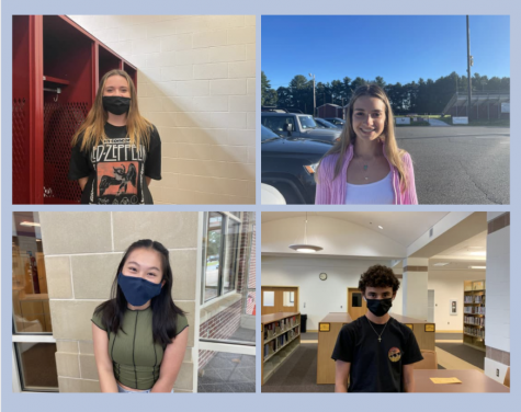 Roving Reporter: First Day of School 2021-2022