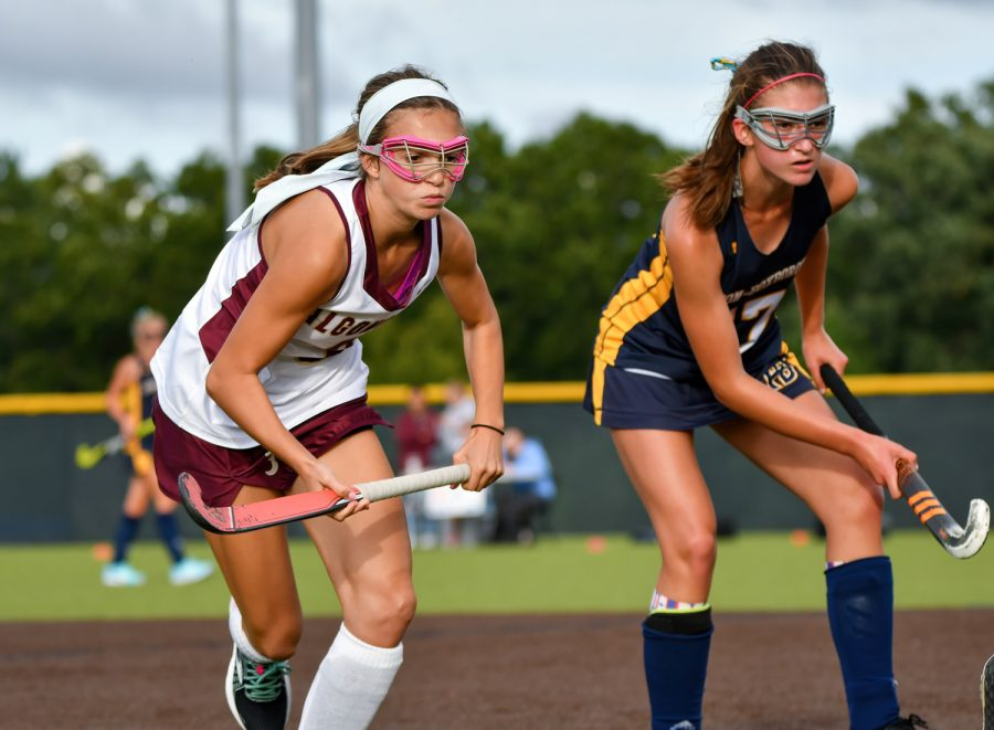 Algonquin girls field hockey was defeated by Acton-Boxborough 1-6 on Sept. 24.