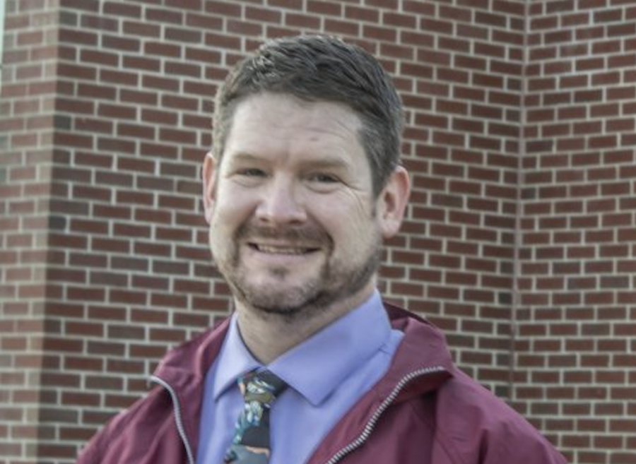 Assistant Principal Tim McDonald leaves Algonquin to pursue teaching.